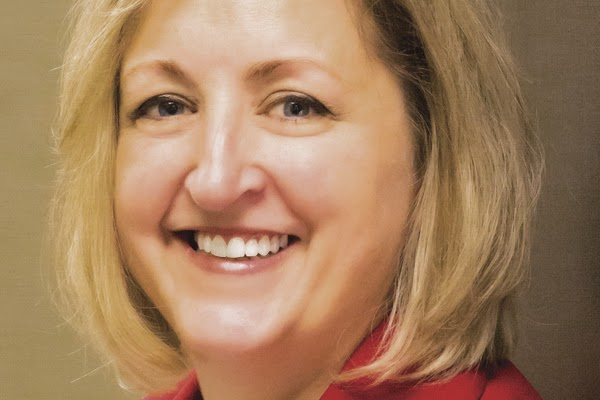 Judi Griffin nữ giám đốc logistics tại Nha khoa Burkhart