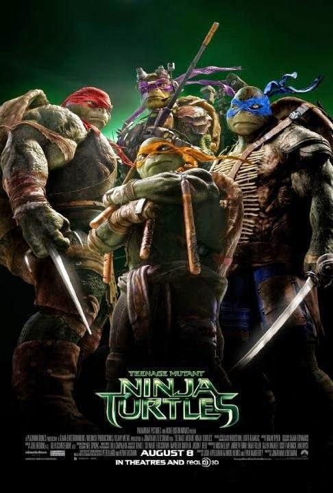 Teenage Mutant Ninja Turtles 2014 HDRIP tainies online oipeirates