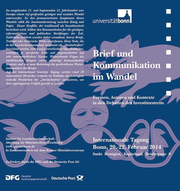 Brief Und Kommunikation Im Wandel : Colloque brief und kommunikation im wandel formen