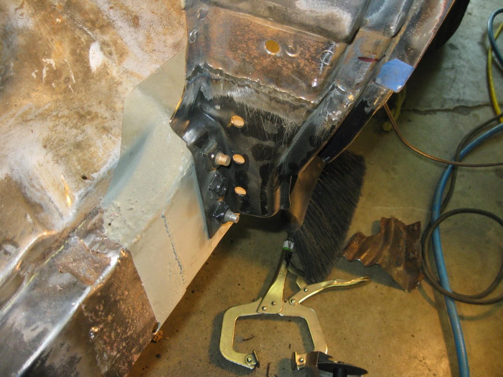 Lmc Truck Chevy >> CHEVY C10: Rear Inner Rocker Panel & DS Cab Corner