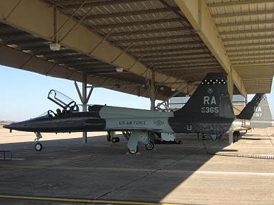 Randolph Air Force Base 2011 Air Show: T-38 Talon