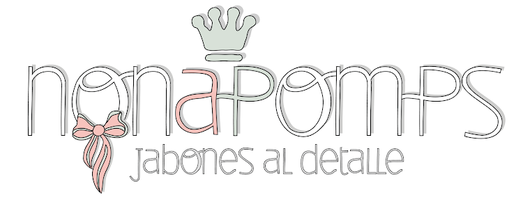 Jabones al detalle Nonapomps.
