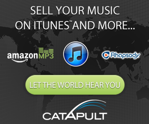 Jual MP3 ke iTunes