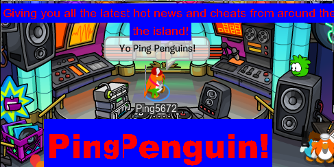 Ping Penguin - Club Penguin Fan Blog