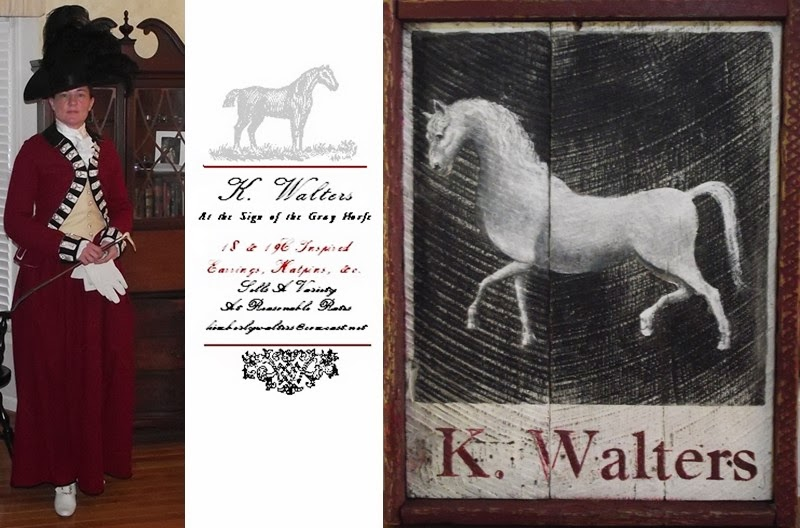 K. Walters at the Sign of the Gray Horse