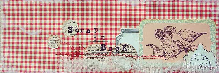 Scrap in Book