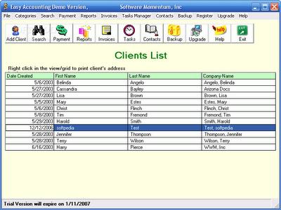 free Download EasyAccounting software
