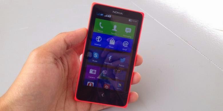 Smartphone Android Nokia XXX