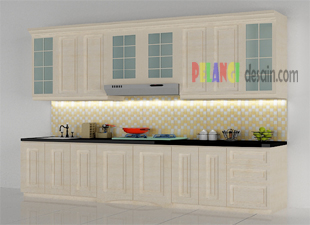 kitchenset pelangi desain interior juli 2011