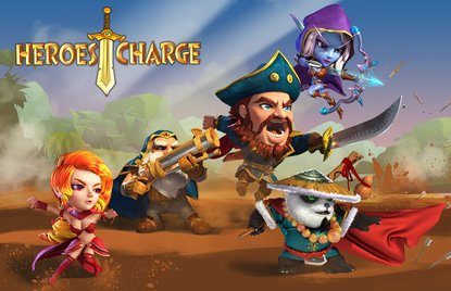 Heroes Charge Hile Apk