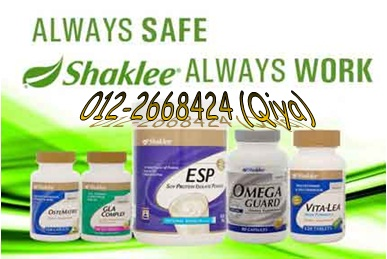 [Shaklee Independent Distributor I Shah Alam]