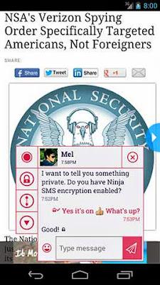 Ninja SMS APK