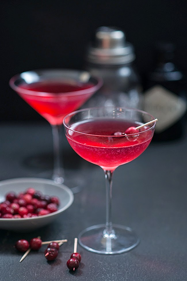 Festive cocktails: The Red Queen