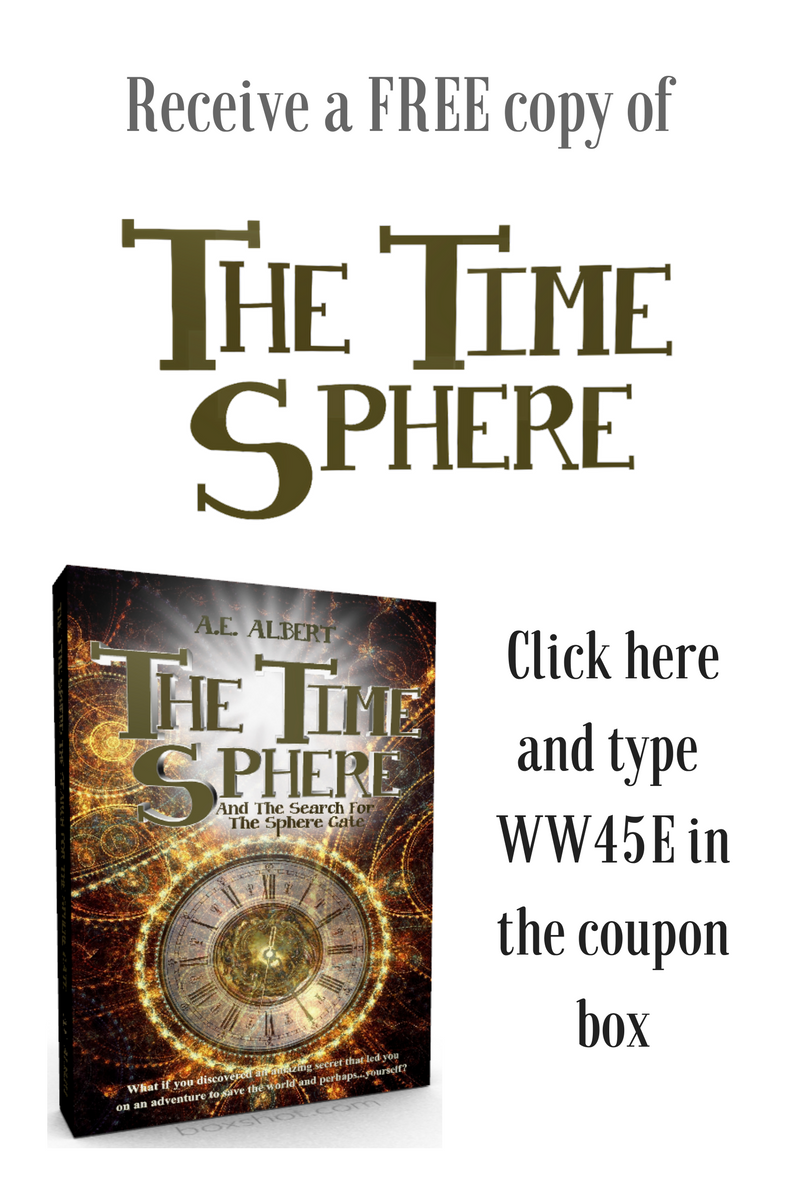 Receive a FREE Copy of The Time Sphere