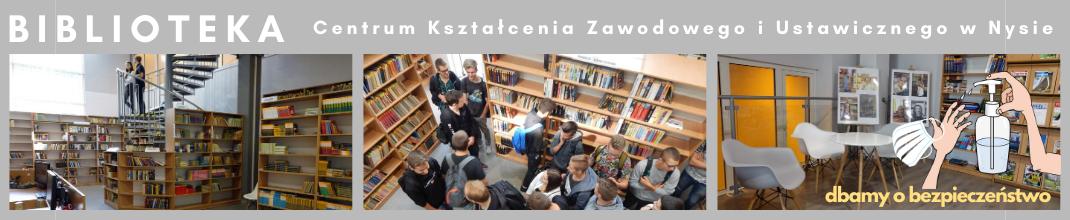 Biblioteka Centrum Kształcenia Zawodowego i Ustawicznego w Nysie