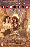 fairest: wide awake by bill willingham book cover