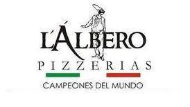 Logo L'Albero Pizzerias