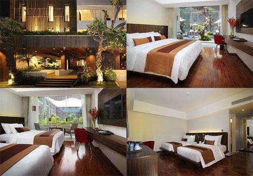The Bene Hotel Kuta Bali