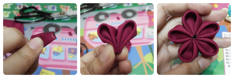 bunga brooch