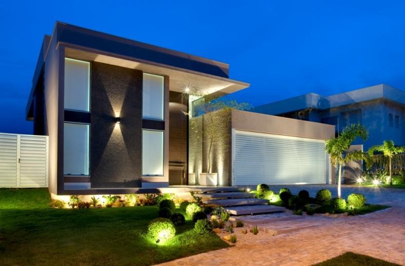 decocasa fachada de casas modernas 2015