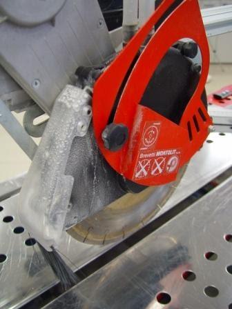 Dischi diamantati per edilizia tagliare gres porcellanato - Tagliare piastrelle gres con flessibile ...