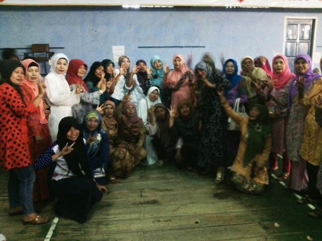 Tim Srikandi Fesbuker Jadi Andalan Meraup Suara Kaum Perempuan