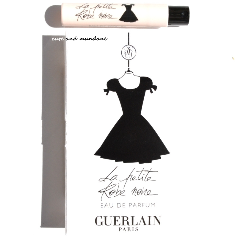 La petite robe noire eau de toilette review