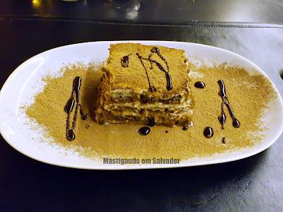 Restaurante Montello Gourmet: Tiramissù