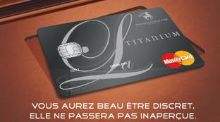 Carte bancaire maroc carte titanium - Plafond de paiement carte mastercard ...