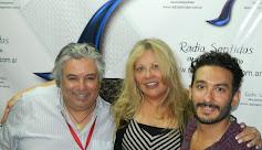 Desnudos y a los Gritos: Charlie Arturaola y Juan Paulo Conforti
