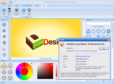 Sothink Logo Maker Professional 4.3 Build 4531