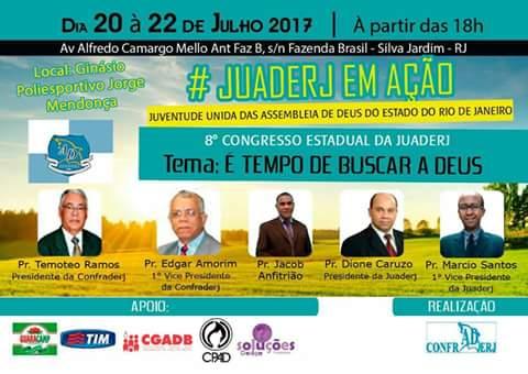 8º Congresso JUADERJ