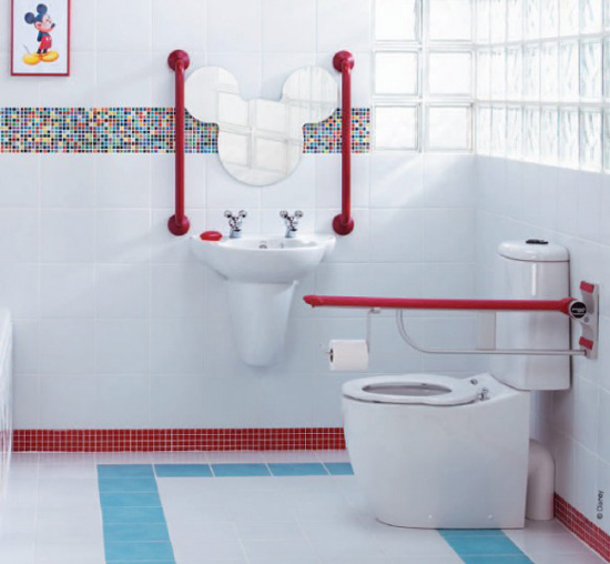 Ideas Baño Para Ninos:Kids Bathroom Decor Ideas