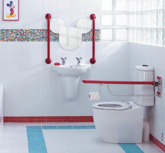 Baño Para Ninos Decoración ~ Dikidu.com