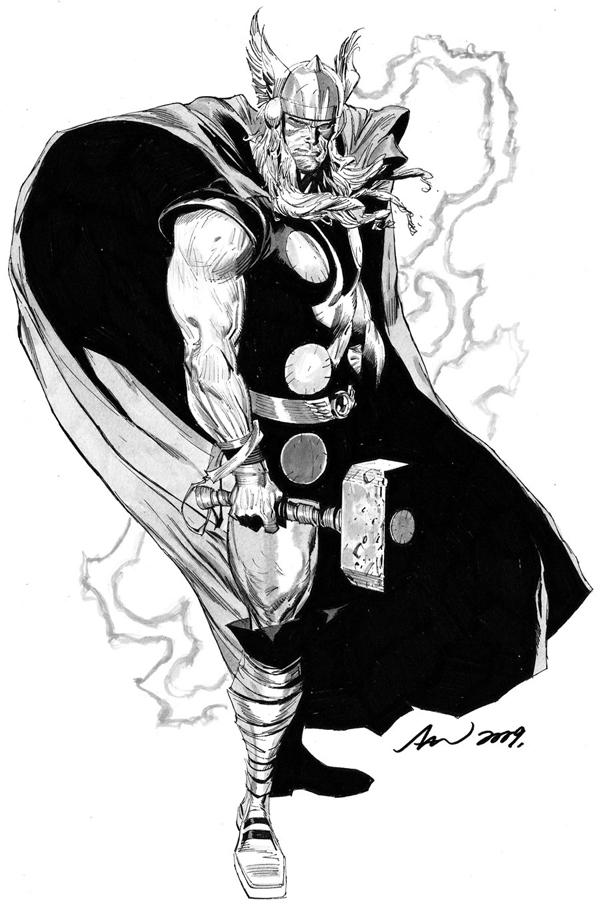 Desenhos Do Thor