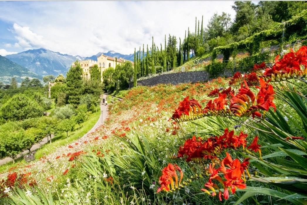 Reportages Merano Gli Appuntamenti Ai Giardini Di Sissi
