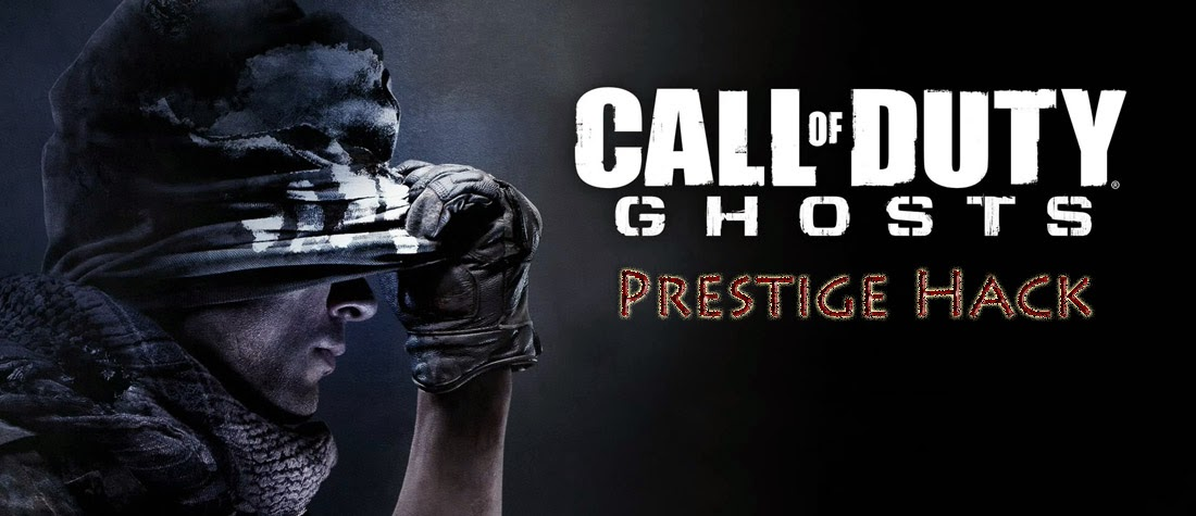 Call Of Duty Ghosts Prestige Hack