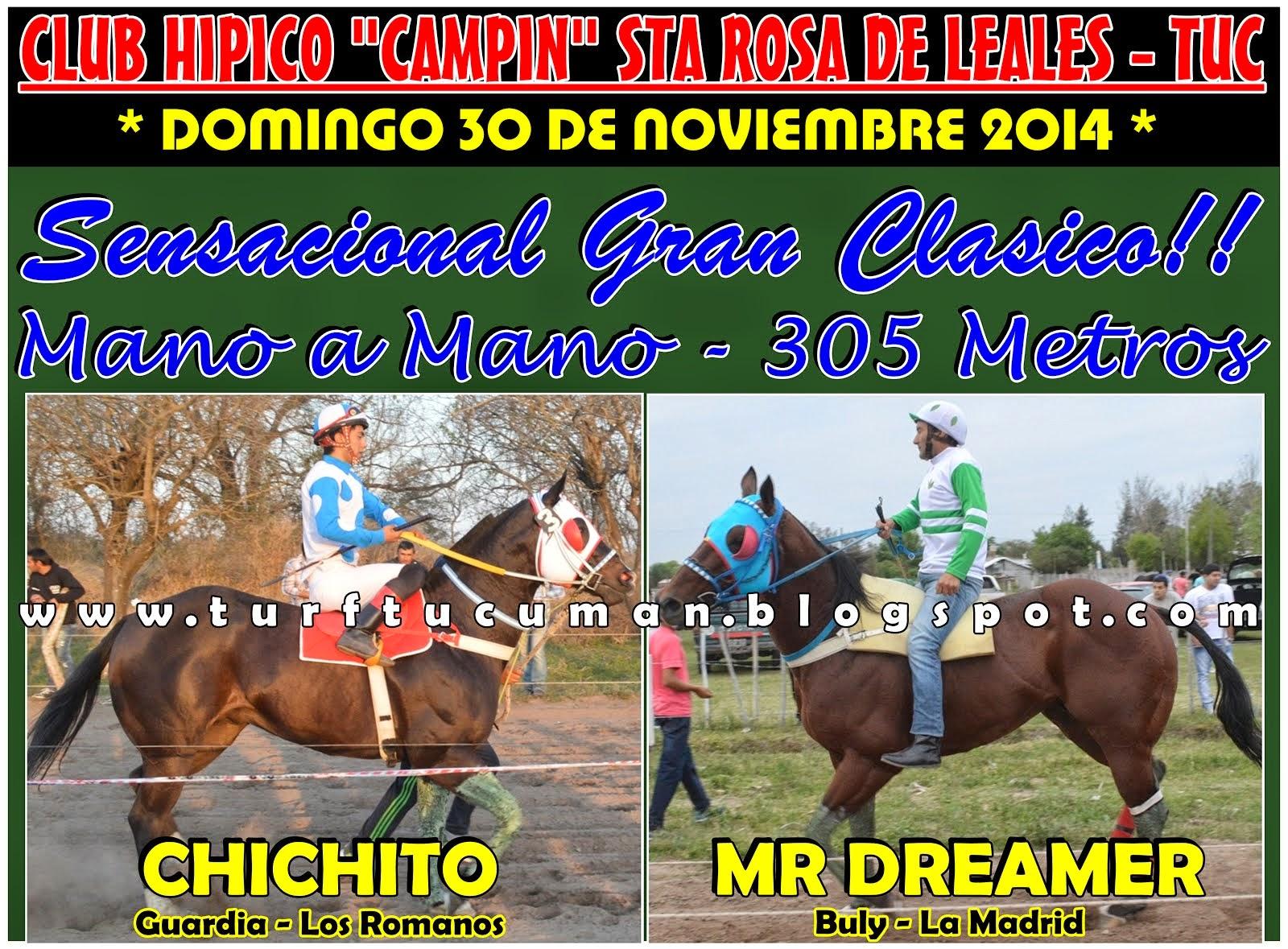 MR VS CHICHITO