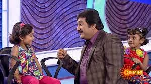 GEMINI  TV Pillalu Pidugulu : 13-Oct-2013