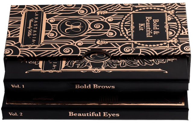 lola's secret beauty blog: Anastasia Beverly Hills Bold & Beautiful Kit for Spring 2013: Review, Swatches & Video
