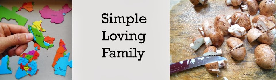 Simple Loving Family