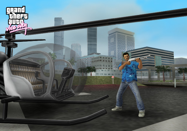 Egta Games Gta Vice City Helicopter Tricks