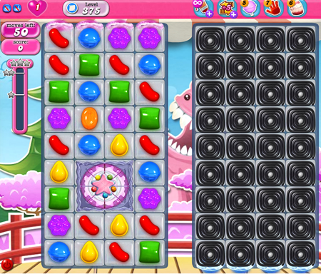 Candy Crush Saga 375
