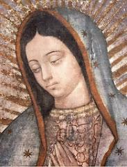 Virgen de Guadalupe. México.
