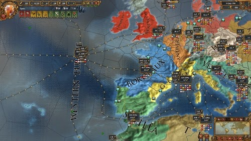 Europa Universalis IV: Wealth of Nations - PC (Completo)