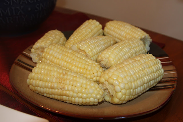 Tasty & Sweet Corn on the Cob