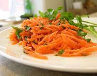 Cenoura Refogada (vegana)