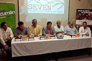 Se presentó el Seven de Tafí del Valle 2015