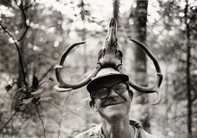 "C. F. ""Catfish"" Gray, Man of the Woods. by Will Endres. Courtesy Smithsonian American Art Museum."