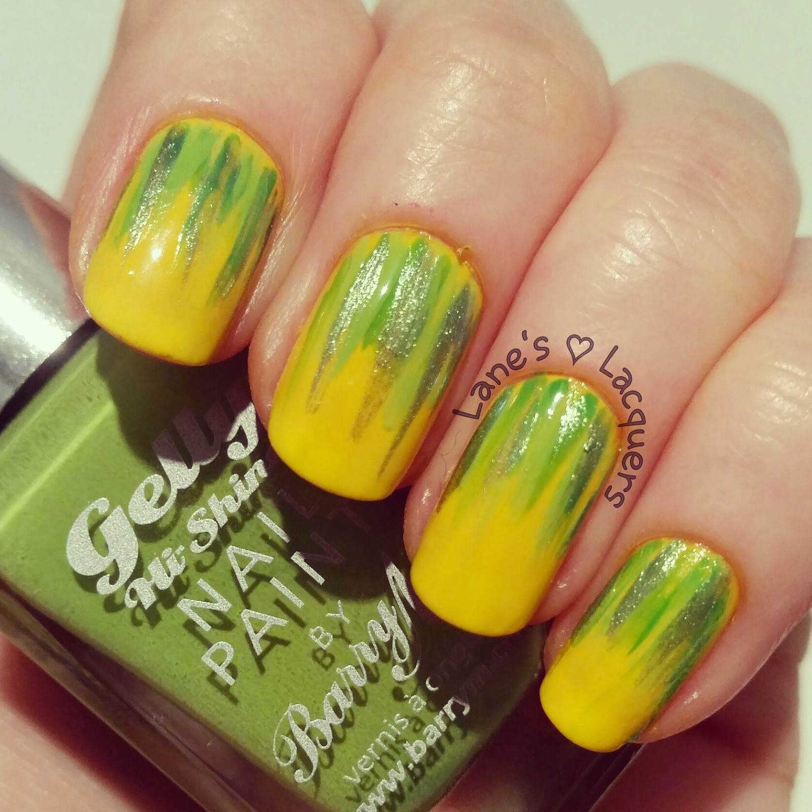 barry-m-yellow-green-waterfall-nail-art (2)